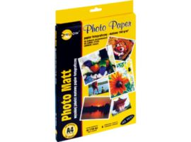 PAPIER FOTO YELLOW ONE A4 140g MATOWY