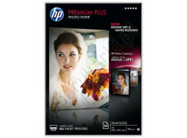 PAPIER FOTO A4 HP 300G PLUS GLOSSY 20ARK CR672A