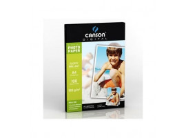 PAPIER FOTO A4 CANSON EVERYDAY GLOSS 180G 100 ARK.