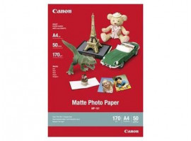 PAPIER FOTO A4 CANON MATT 170G 50 ARK MP-101